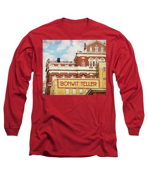 Bonwit Teller Long Sleeve T-Shirt