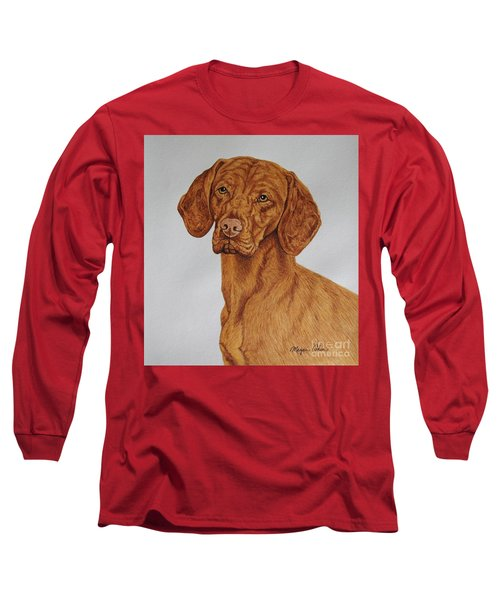 Boomer The Vizsla Long Sleeve T-Shirt