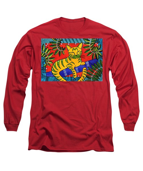 Born To Be Striped Long Sleeve T-Shirt