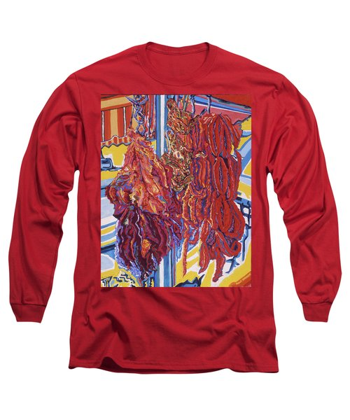 Boucherie Hamdane Freres I Long Sleeve T-Shirt by Robert SORENSEN