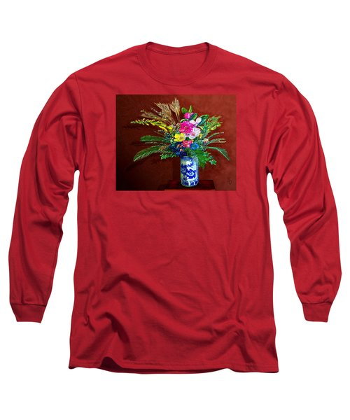 Bouquet Magnifique Long Sleeve T-Shirt