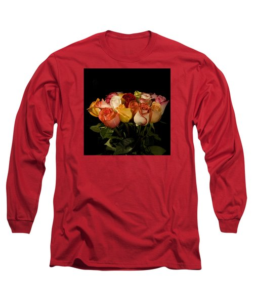 Bouquets Long Sleeve T-Shirt