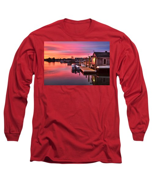Brewsters In The South End Long Sleeve T-Shirt