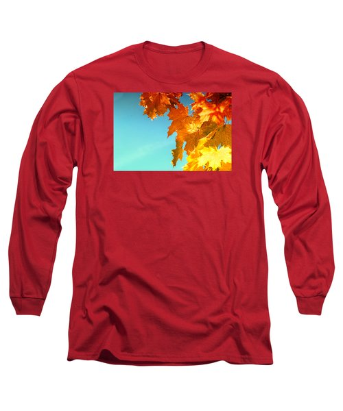 The Lord Of Autumnal Change Long Sleeve T-Shirt