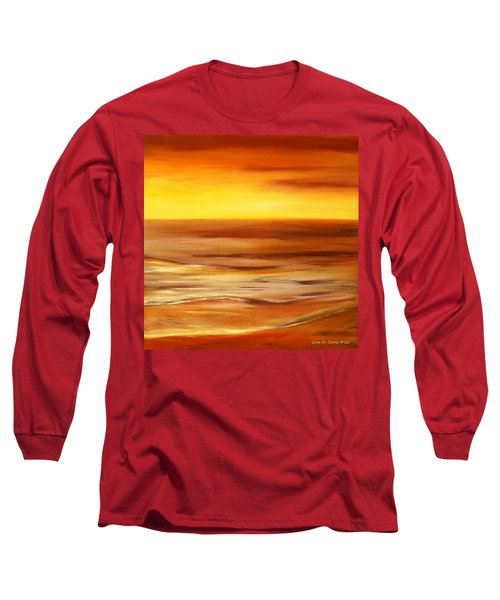 Brushed 8 Long Sleeve T-Shirt