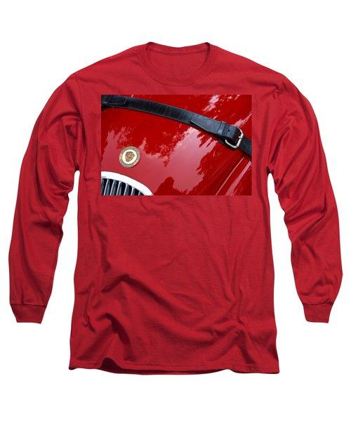 Long Sleeve T-Shirt featuring the photograph Buckle Up by John Schneider