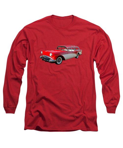 Buick Estate Wagon Long Sleeve T-Shirt