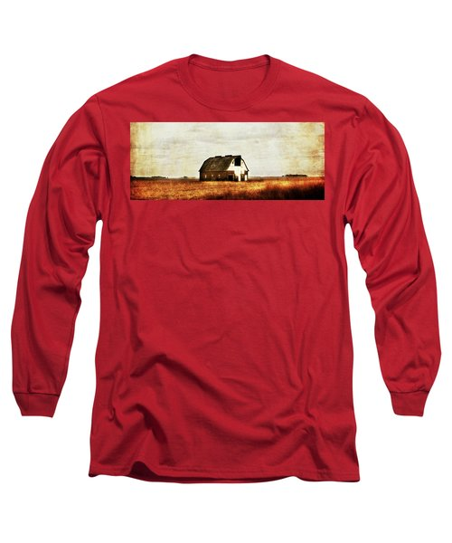 Built To Last Long Sleeve T-Shirt by Julie Hamilton