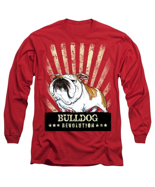 Bulldog Revolution Long Sleeve T-Shirt
