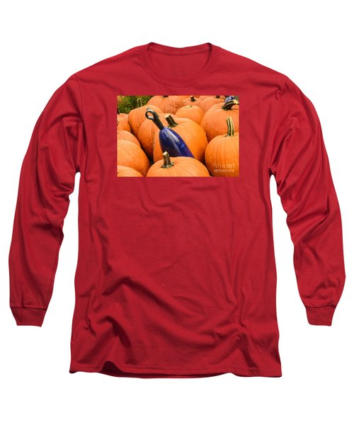 Buoy And Pumpkins Long Sleeve T-Shirt