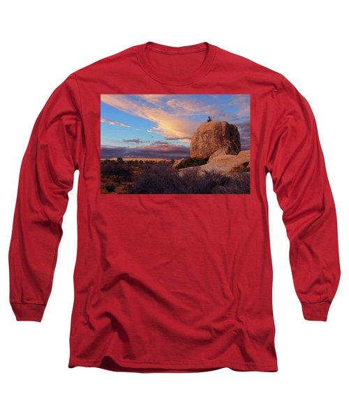 Burning Daylight Long Sleeve T-Shirt