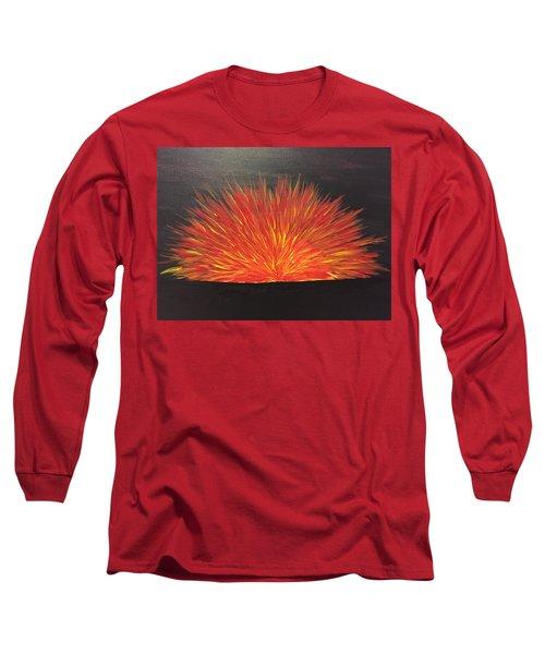 Burning Sun Long Sleeve T-Shirt