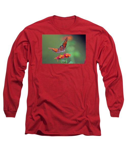 Butterfly Majestic Long Sleeve T-Shirt