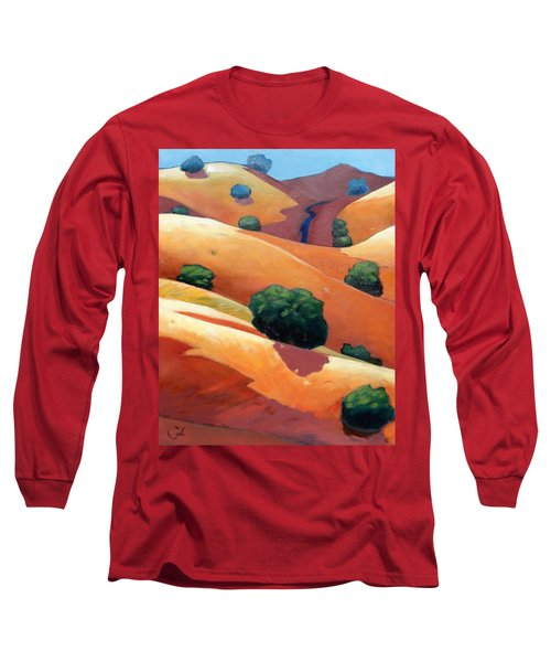 Ca Rollers Trip II Long Sleeve T-Shirt by Gary Coleman