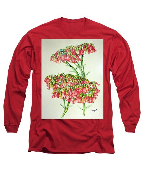 Cactus Flower 3 Long Sleeve T-Shirt