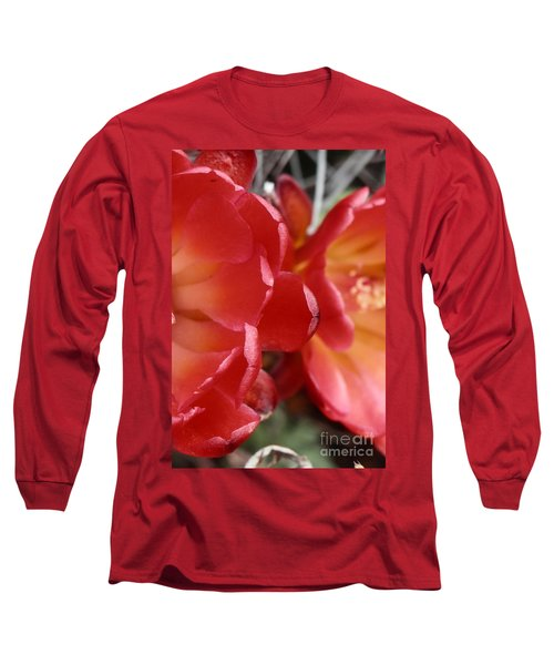 Cactus Reds Long Sleeve T-Shirt