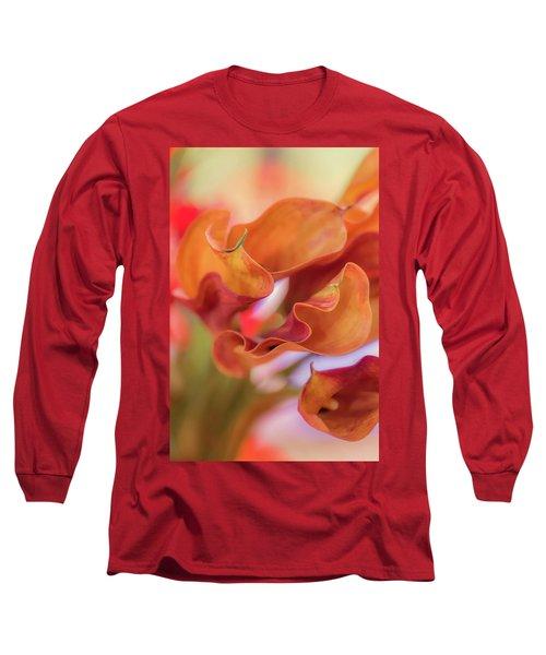 Calla Lilies Long Sleeve T-Shirt