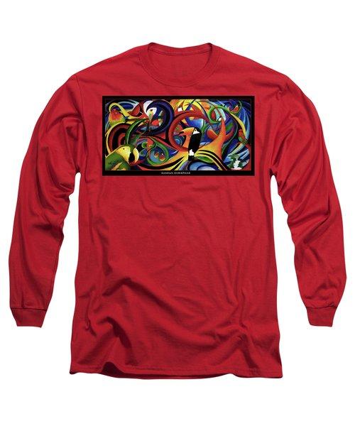 Cancun Christmas Long Sleeve T-Shirt