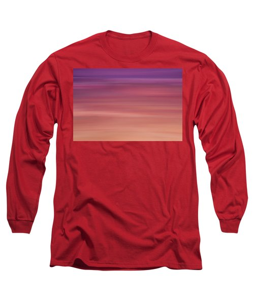 Long Sleeve T-Shirt featuring the mixed media Canyonlands II by Shara Weber