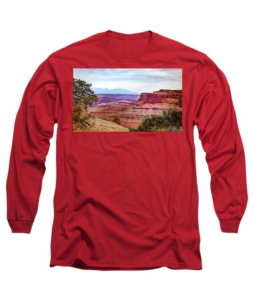 Canyonlands National Park Long Sleeve T-Shirt