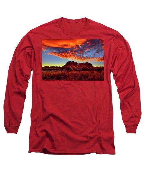 Canyonlands Sunset Long Sleeve T-Shirt
