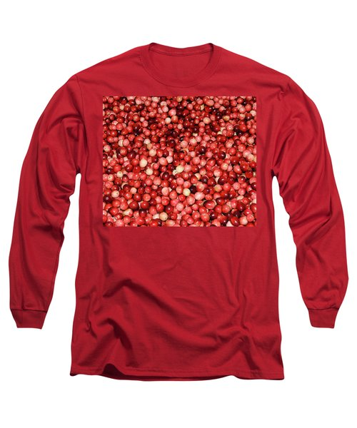 Cape Cod Cranberries Long Sleeve T-Shirt