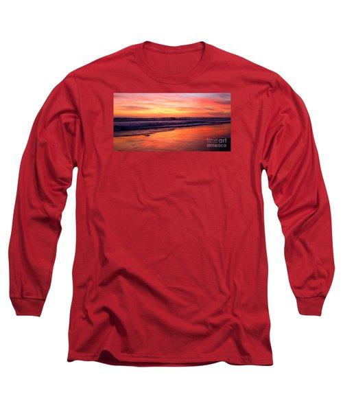 Cardiff Colors  Long Sleeve T-Shirt