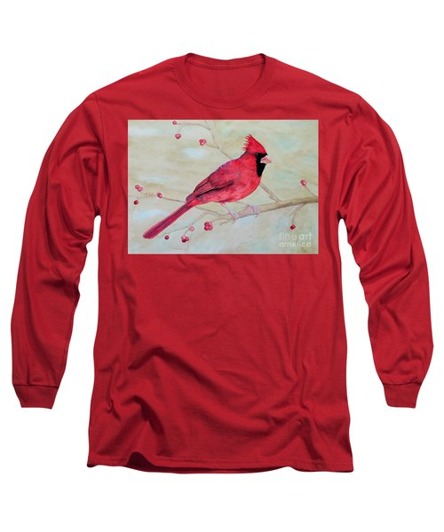 Cardinal II Long Sleeve T-Shirt