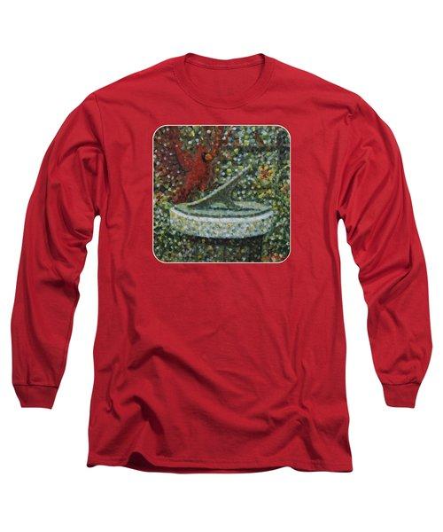 Cardinals I / Sundial Clothing Long Sleeve T-Shirt