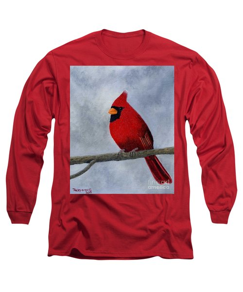Cardnial Long Sleeve T-Shirt