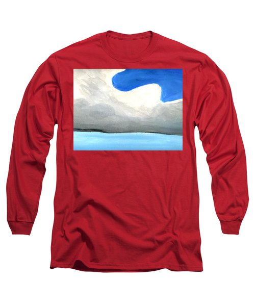 Caribbean Trade Winds Long Sleeve T-Shirt by Dick Sauer