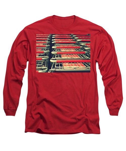 Carts Long Sleeve T-Shirt