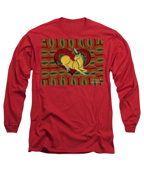 Casablanca Unicorn Dreams Long Sleeve T-Shirt