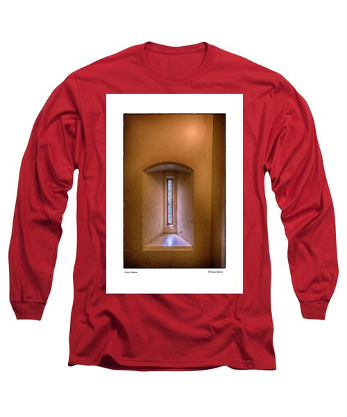 Castle Window Long Sleeve T-Shirt