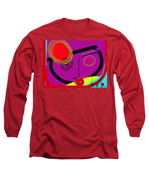 Catching The Redeye Long Sleeve T-Shirt