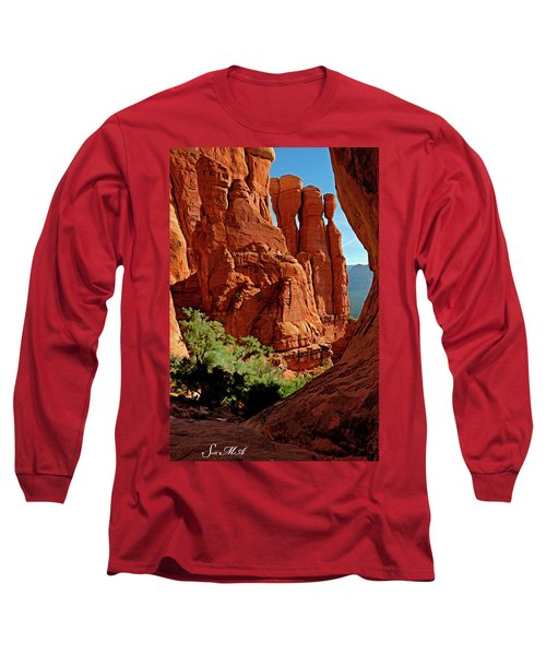 Cathedral Rock 06-124 Long Sleeve T-Shirt