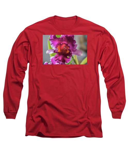 Cattleya Long Sleeve T-Shirt