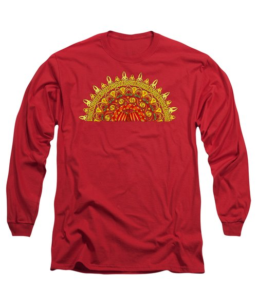 Celtic Dawn Long Sleeve T-Shirt
