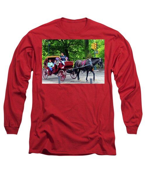 Central Park 5 Long Sleeve T-Shirt