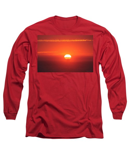 Challenging The Sun Long Sleeve T-Shirt