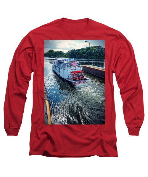 Champlain Canal Patriot Long Sleeve T-Shirt