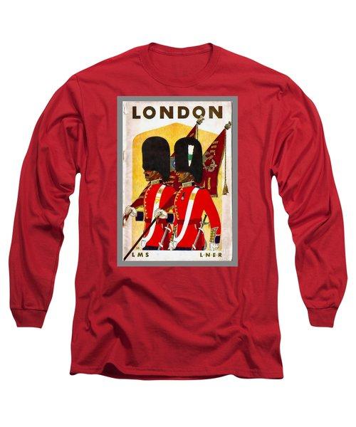Changing The Guard London - 1937 Long Sleeve T-Shirt