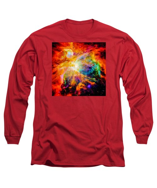 Chaos In Orion Long Sleeve T-Shirt