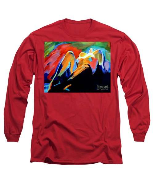 Charge Of The Soul Long Sleeve T-Shirt
