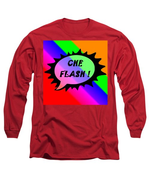 Che Flash Long Sleeve T-Shirt