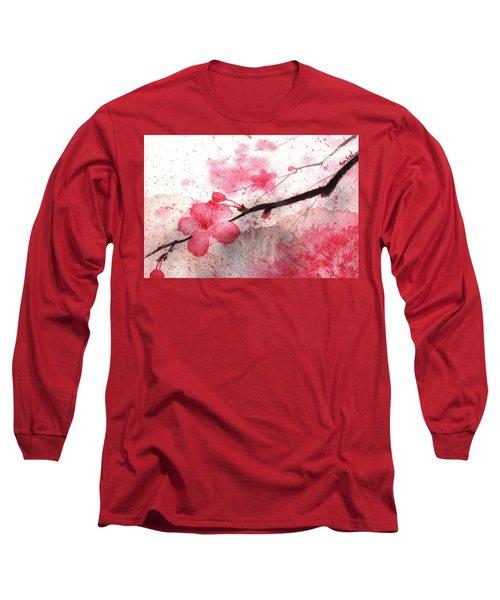 Cherry Blossoms 1 Long Sleeve T-Shirt