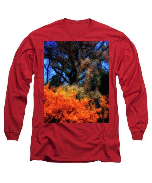 Cherry Blossoms P4 Long Sleeve T-Shirt
