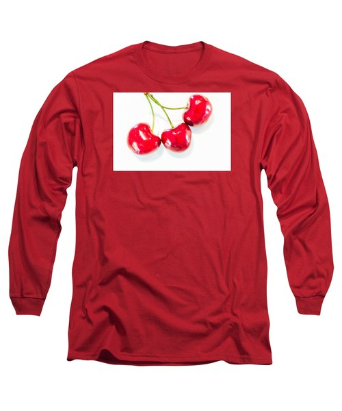 Cherry Time Long Sleeve T-Shirt