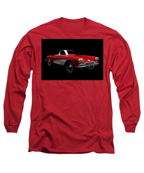 Chevrolet Corvette C1 Long Sleeve T-Shirt