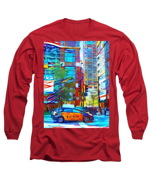Chicago Colors 1 Long Sleeve T-Shirt